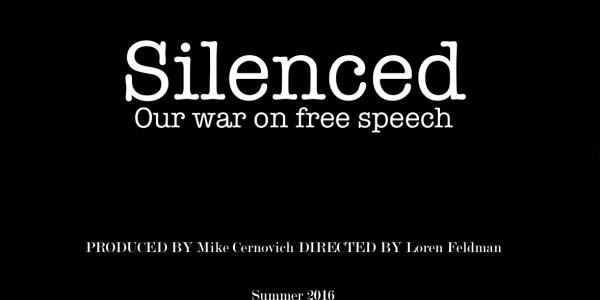 silenced. our war on free speech