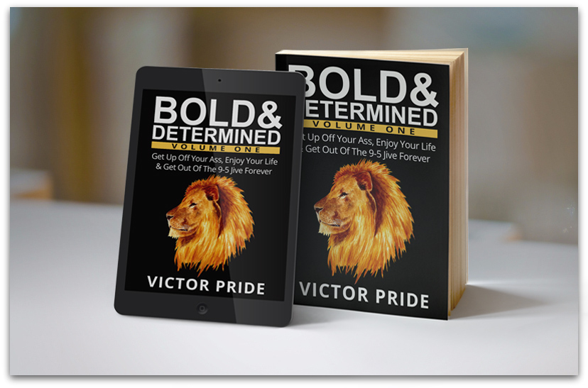 bold and determined volume one