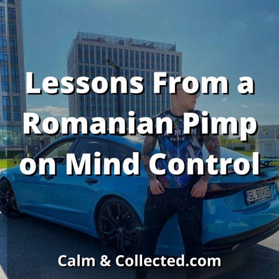 Lessons From a Romanian Pimp joe lampton